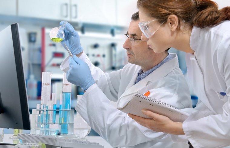 5 reagentes de laboratório para investigações com plantas